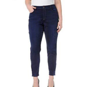 Not Your Daughters Jeans Ami Skinny Dark Wash Jean